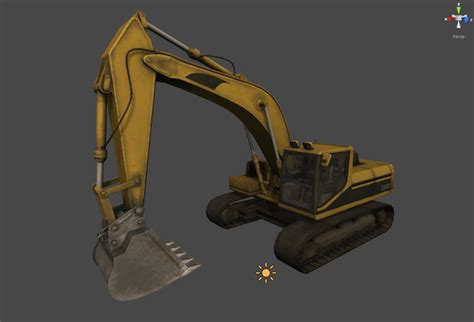 Bulldozers The Came Employing by 330b Excavator Image Mine Tycoon Mod Db