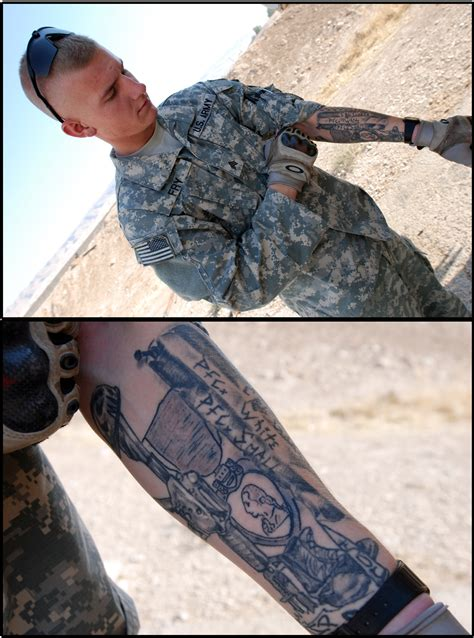 tattooed soldier 1000 images about tattoos on