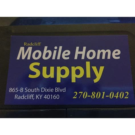 radcliff mobile home supplies in radcliff ky 270 801 0