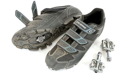 Cleat Mtb Exustar product test exustar pedals e sm324 shoes mountain