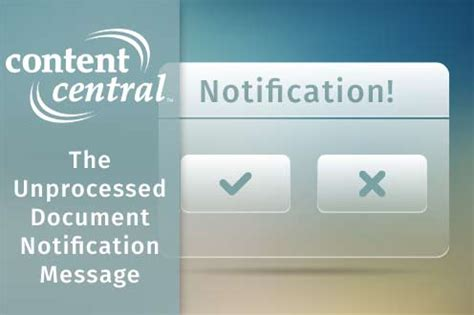Document Notifications