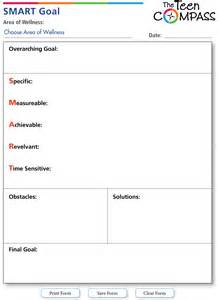 Click here to download a smart goal worksheet