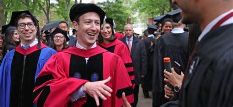 Harvard Mba 2017 List Of Graduates by Zuckerberg S 2017 Harvard Commencement Speech On