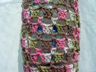 crochet pattern for trash bag holder ravelry grocery bag holder pattern by nicole townsend