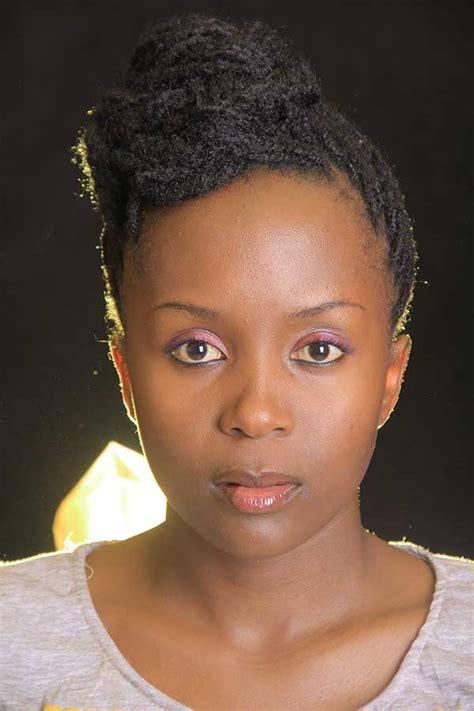 ann kansiime inspires short hair and headwraps