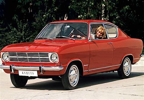 Opel Kadett B by Opel Kadett B