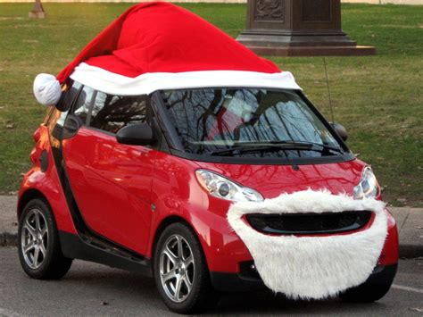 santa s new to him sleigh smart car forums