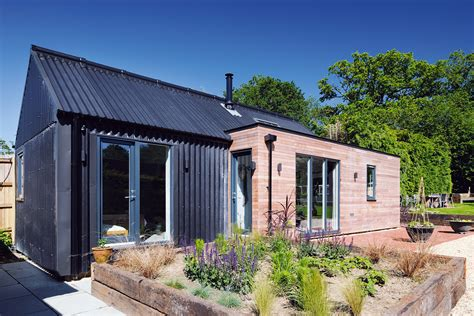real homes contemporary cottage annexe real homes