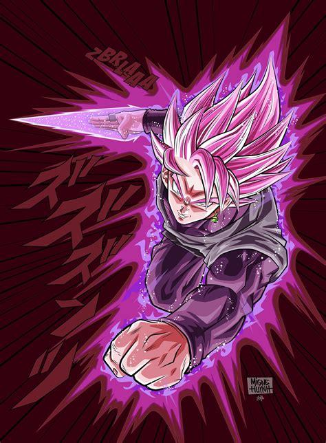 imagenes de goku black black goku anime pinterest dragon ball dragones y