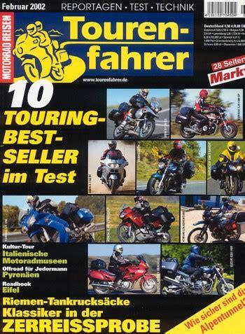 Motorrad Bmw Spezial Zeitschrift by Motorradzeitungen Testberichte Gebrauchte