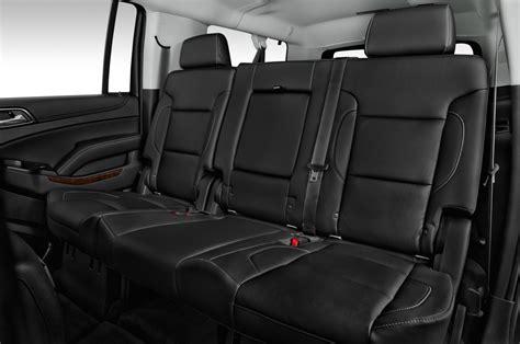 rear seats for suburban 2016 chevrolet suburban rear seats interior photo