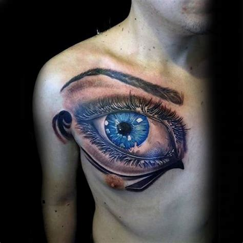 50 eye of horus tattoo designs for men egyptian