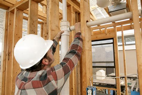 plumbing a new house plumbing tips when building your new home family home
