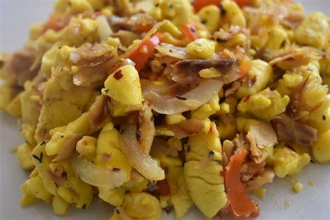 printable jamaican recipes ackee and saltfish recipe jamaica s national dish soul