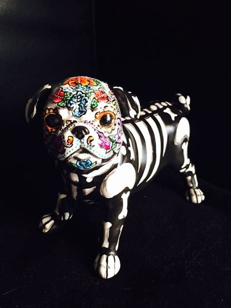 pug sugar skull best 25 pug ideas on pug illustration taco and pineapple