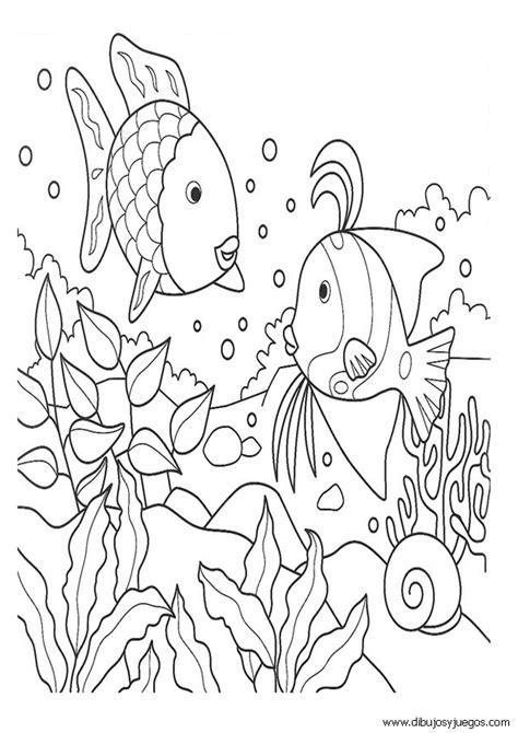 imagenes de ecosistemas faciles para dibujar dibujos de animales marinos 023 dibujos y juegos para