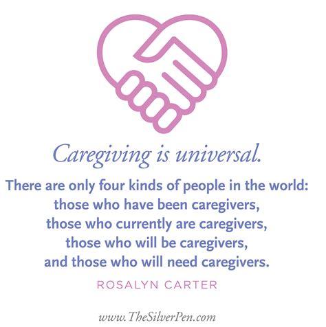 caretakers poem brain cancer awareness caregiving is universal rosalyn the silver pen