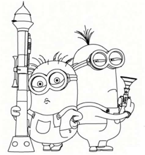 imagenes del minions kevin para dibujar 20 desenhos do minions para colorir meu malvado favorito