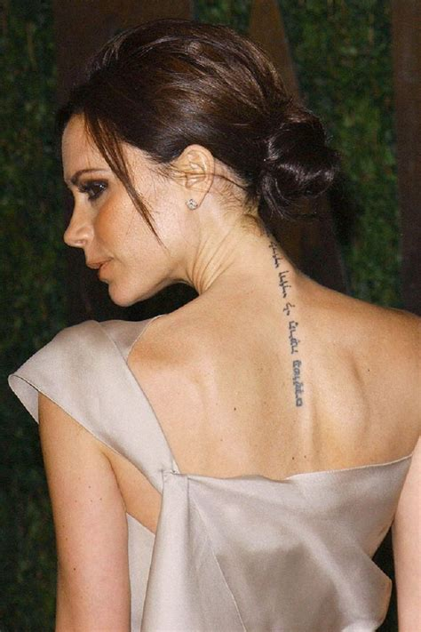celebrity tattoos female top 10 tattoos