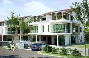 Home Design Modern Exterior by New Home Designs Latest Singapore Modern Homes Exterior