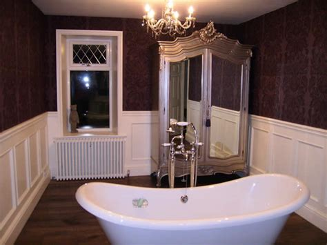 panelled bathroom ideas wall panelling experts wall panelling designs around the uk