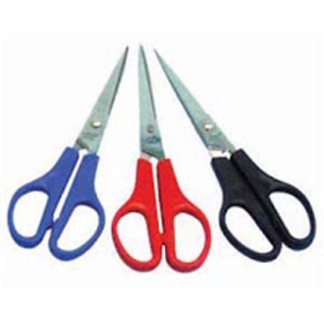 Gunting K 838 supplier stationery alat tulis kantor atk gunting