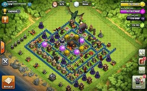download clash of clans fhx v8 mod apk th 11 update download clash of clans fhx apk downlllll