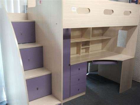 Bunk Beds With Desk Australia Children Bunk Beds Loft Beds Bunk Beds With Desk
