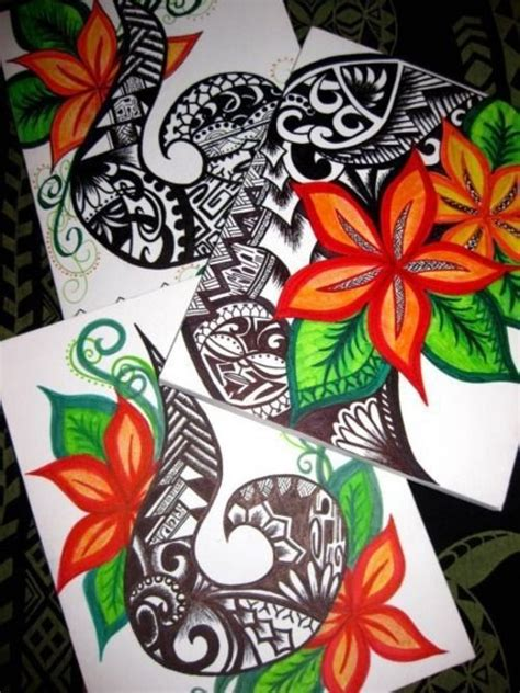 south pacific tribal tattoos best 20 maori ideas on koru maori