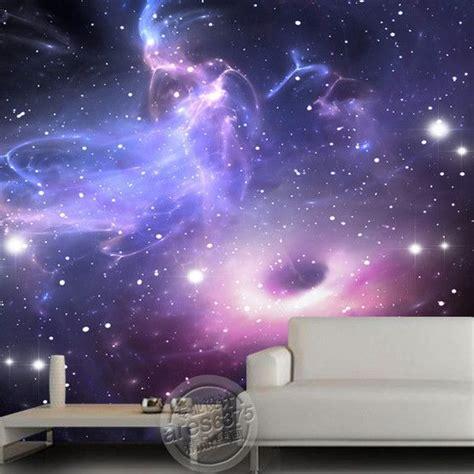 galaxy vinyl wallpaper universe stars galaxy ceiling or wall mural need wall size