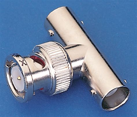 T Konektor bnc t connector to world precision instruments