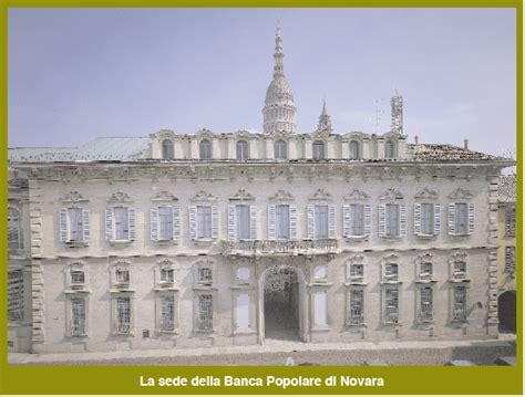 Banca Popolare Di Novara Roma Orari by Domenico De Angelis Banca Popolare Di Novara Ecco Cosa
