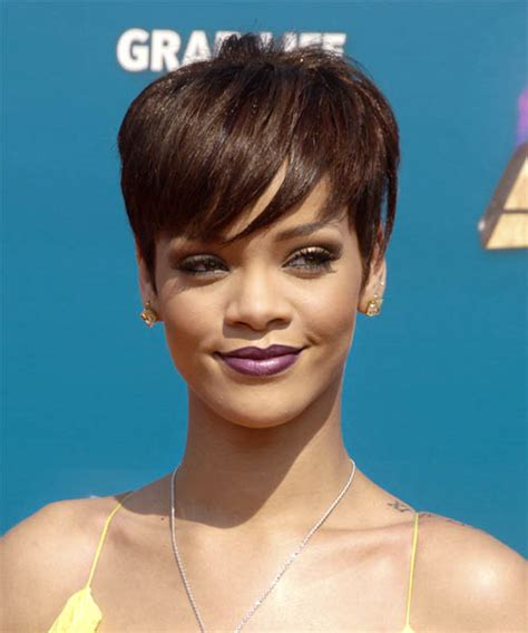 short bonding hairstyles photos rihanna hairstyles in 2018