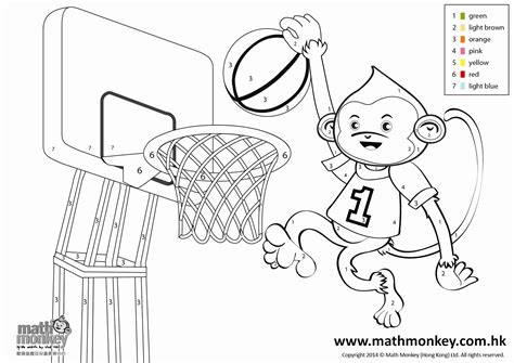 Monkey Coloring Pages Of Math Problems Coloring Pages Coloring Pages With Math Problems