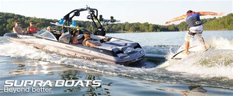 supra boats customer service supra boats earns 7th consecutive customer service award