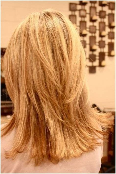 medium haircuts blunt 12 pretty layered hairstyles for medium hair popular haircuts