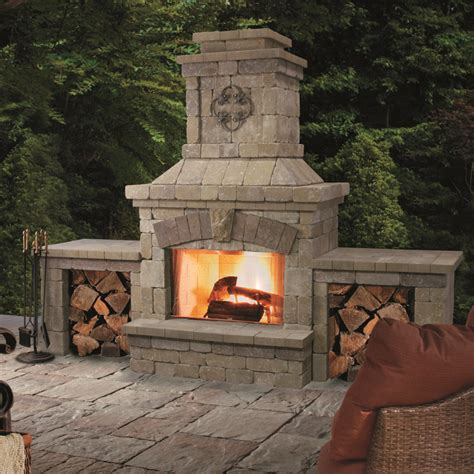Brighton And Fireplace by Landscape Architecture Product Spotlight Belgard
