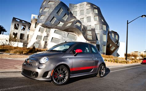 2013 fiat 500 abarth left front 1 photo 2