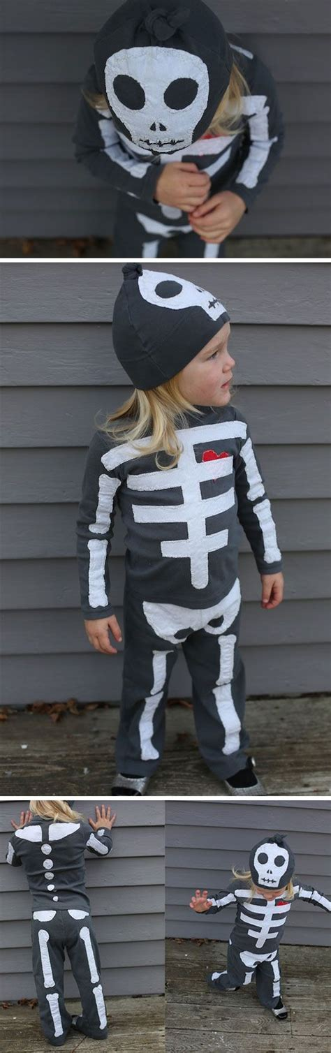 skeleton diy 25 easy diy costumes for to make skeletons for and toddlers