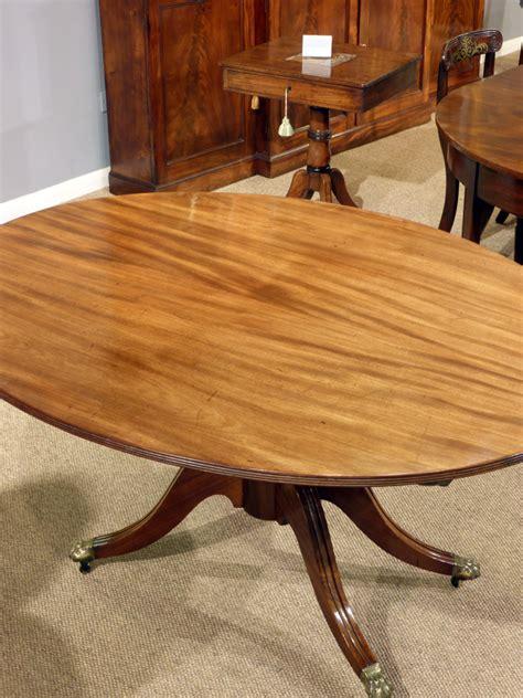antique oval breakfast table regency breakfast table