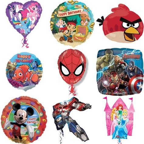 Balon Foil Tsum Tsum Stik characters foil balloons balloons world