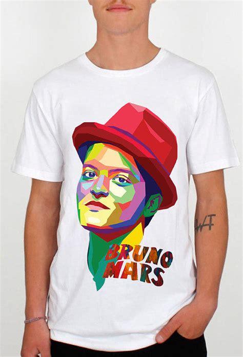 Bruno Mars Wpap Sweater Bruno Mars Wpap Design Clothing For T From Kaosbalap On Etsy