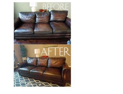 leather sofa color restoration 25 best ideas about leather restoration on pinterest