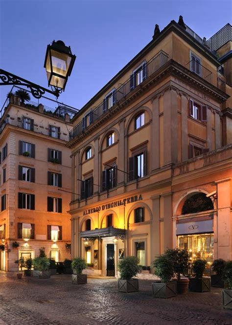 d inghilterra hotel d inghilterra roma