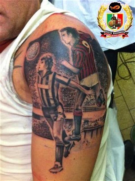 Zenti Polka 20 cattive idee per un tatuaggio sul calcio darwinite