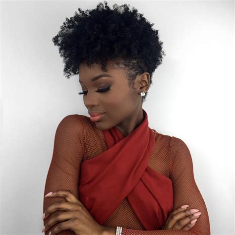 natural hairstyles for black hair using hair pudding 4 reasons why you stopped retaining length afrokinkyhair
