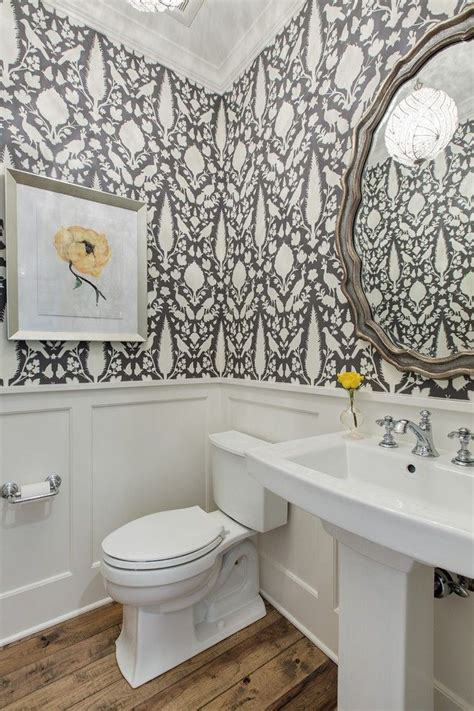 powder room wallpaper best 25 powder room wallpaper ideas on
