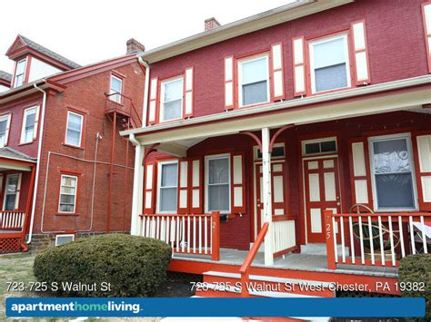 2 bedroom apartments in west chester pa 723 725 s walnut st apartments west chester pa