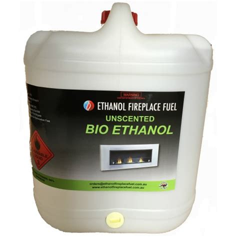 bioethanol fireplace fuel unscented bio ethanol