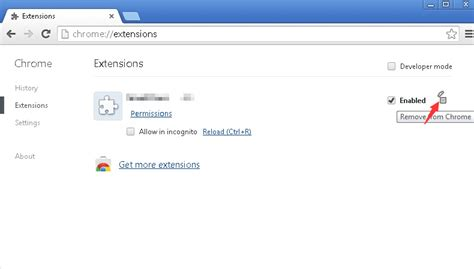 chrome remove extensions how to remove ads by dailywiki step by step adware
